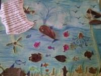 """""""El colegio en el fondo del mar """" de Gloria Fuertes"""